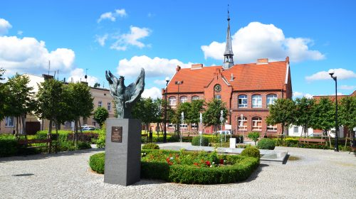 Barcinśka starówka 3 - fot. Grzegorz Smoliński UMBarcin